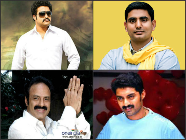 Is Balakrishna Ignores Jr NTR?