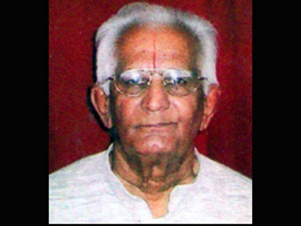 Telangana fighter Raghuveer Rao passes away