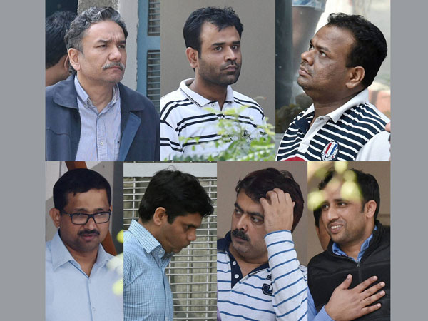 Corporate espionage: accused had live information from the ministry