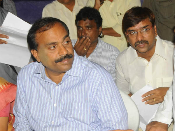 Gali Janardhan Reddy vacated his house?