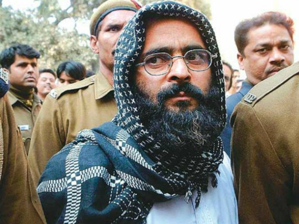 Another flashpoint: PDP MLAs say 'return mortal remains of Afzal Guru'
