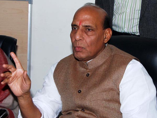 Deeply hurt, won't allow telecast of Nirbhaya documentary, says Rajnath Singh