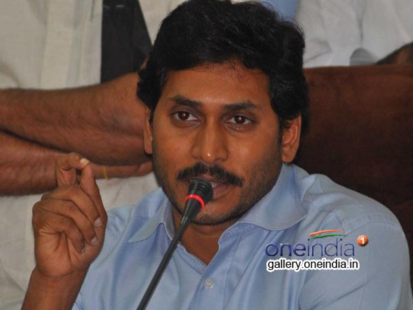YS Jagan lashed out at Chandrababu