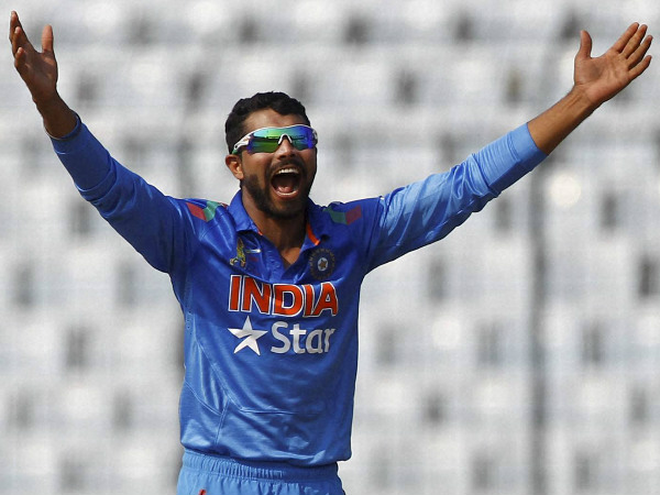 My beard is a lucky charm for India at World Cup: Ravindra Jadejal