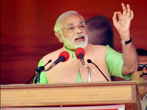 Narendra Modi said the government is setting up 'One-Stop-Centres' that will provide assistance, legal advice and psychological counselling to women who face violence or abuse.