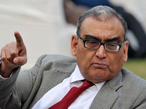 Katju's dare: I should be hanged for 'Gandhi was British agent' remark