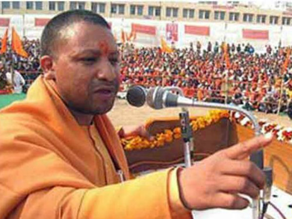 BJP MP Yogi Adityanath wants cow declared Rashtra Maata