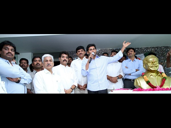 YS Jagan condemns Seshachalam encounter