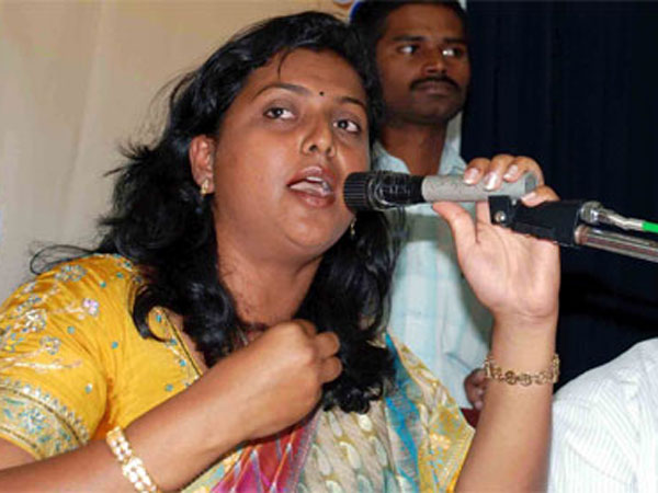 Roja's Shocking Comments on SC, STs, case