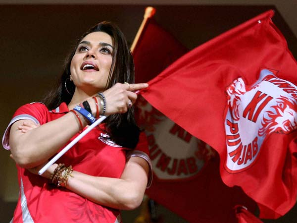 Is Preity Zinta Playing Her Last Indian Premier League Innings?