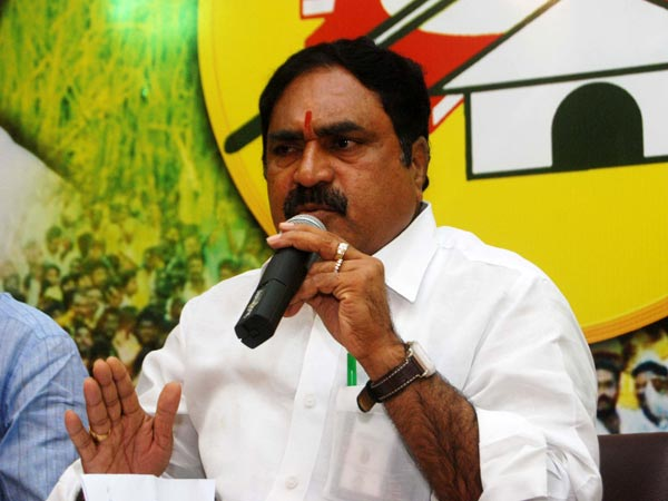 Surveys says BJP-TDP get absolute majority: Errabelli