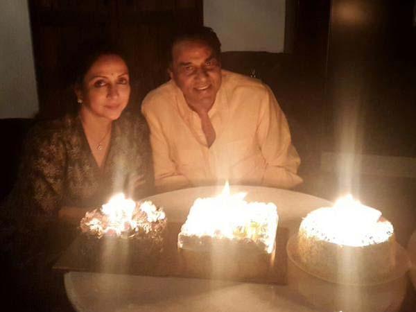 Hema Malini On 35th Marriage Anniversary Love Is Togetherness