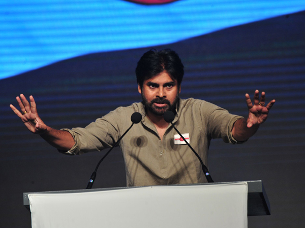K Nishanth on Pawan Kalyan attitude