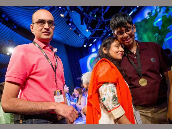 14-year-old Indian-American boy wins National Geographic Bee