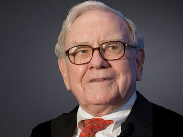 A Chinese businessman is paying $2.35 million to eat lunch with Warren Buffett