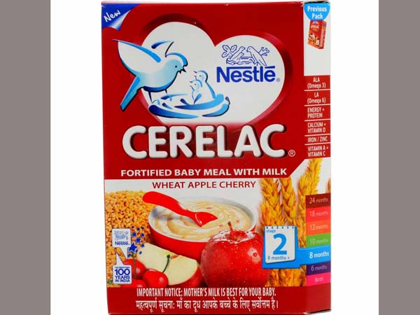 Live worms found in Nestle Cerelac baby food in Coimbatore