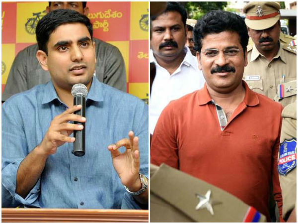 Welcome back Revanth!: Nara Lokesh