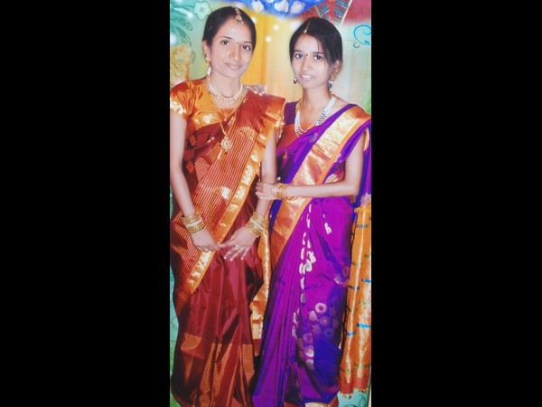 Two sisters stabbed to death