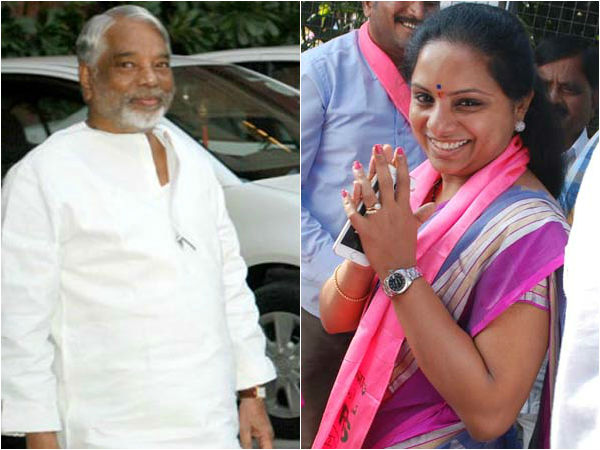 TRS MPs unhappy with Modi government