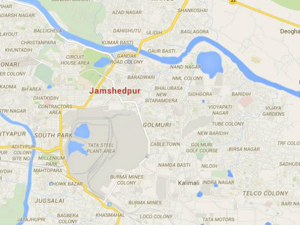 Curfew was imposed in Jamshedpur on Wednesday