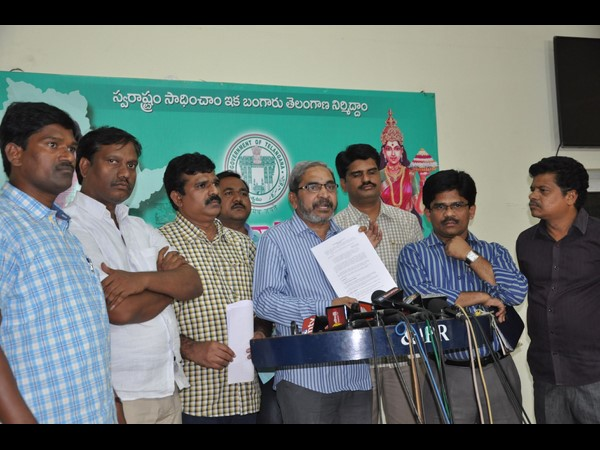 Health cards to journalists: Allam Narayana thanks