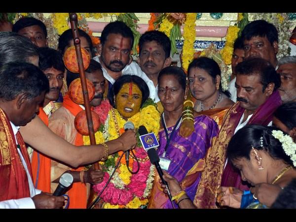 Image result for swarnalatha bhavishyavani