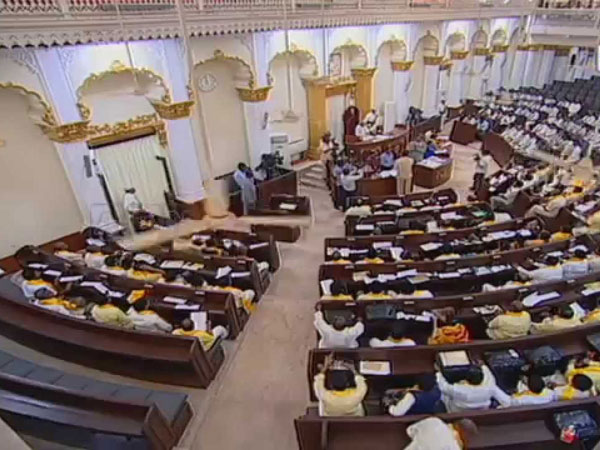 Andhra Pradesh Assembly Sessions Started On 3rd Day