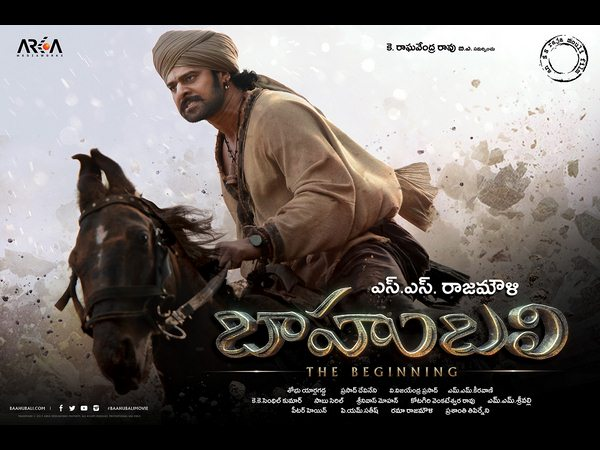 Horses in Baahuibali film are from Hyderabad