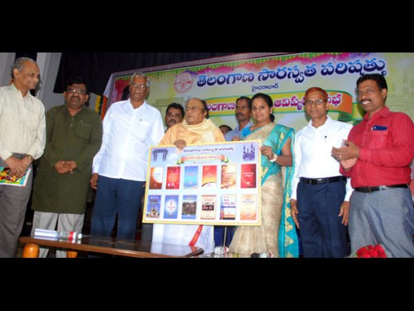 Telangana insulted in united AP: MP Kavitha