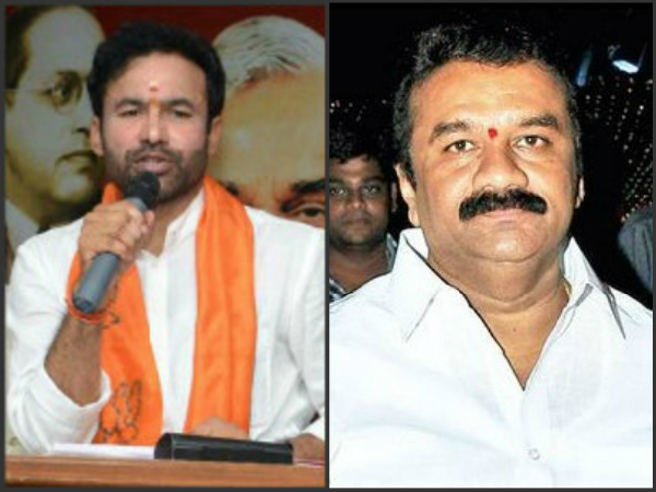 PM Modi is ready to give 24 hours power to Telangana: Kishan Reddy