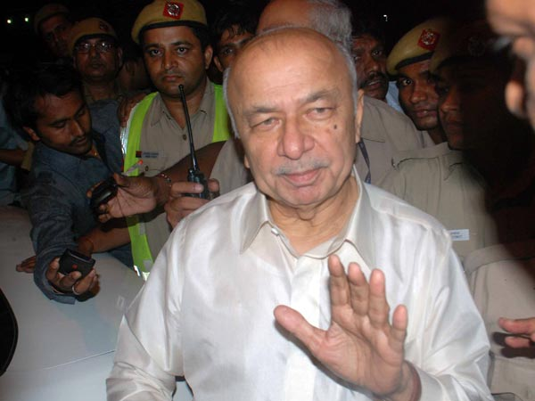 It is BJP game plan: Sushil Kumar Shinde over Special Status to AP