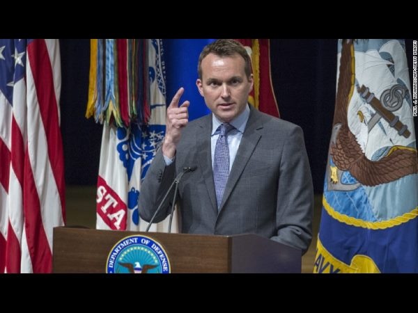 Obama Nominates Openly Gay Man Lead Army