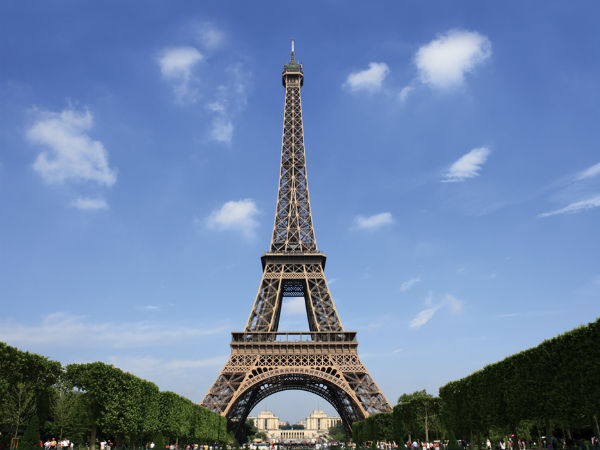 Eiffel Tower closed as terror suspects seen climbing France's famous attraction