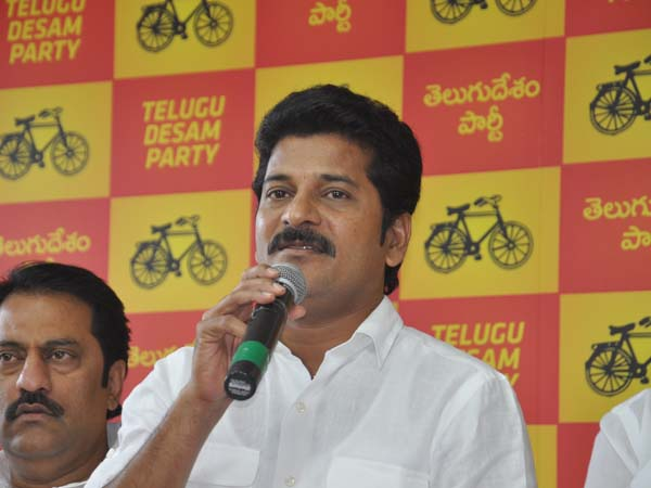 High Court notices to Revanth Reddy