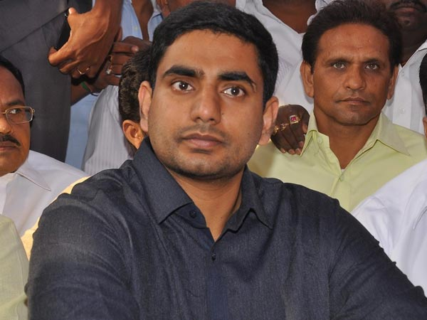 Nara Lokesh Declares His Family Assets