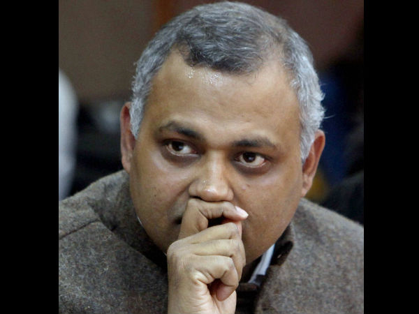 AAP's Somnath Bharti Breaks Down During Interrogation