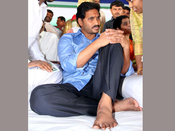 'BJP will not support YS Jagan'