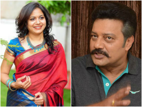 Sunitha And Saikumar As Anchors For Amaravathi Event