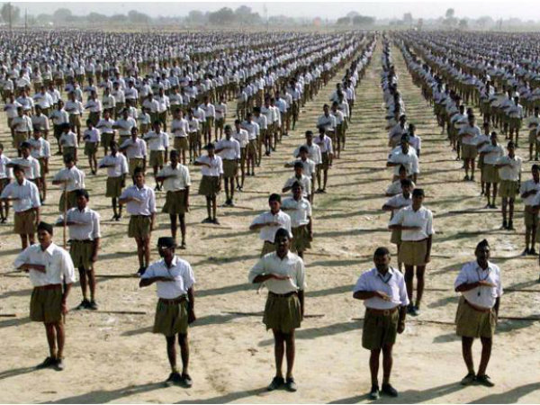 RSS fears rise of foreign population in India