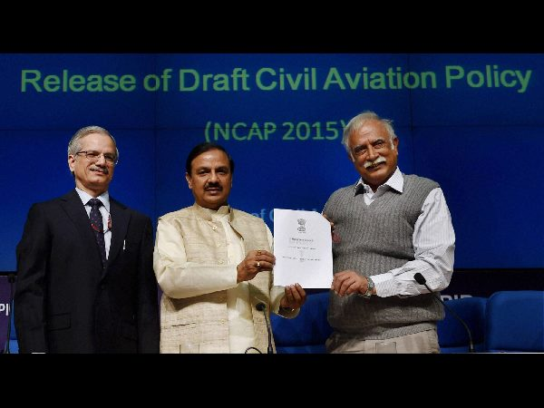 New Aviation Policy Draft: Cheaper Air Tickets, No-frills Airports