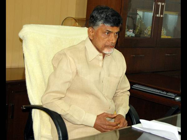Chandrababu keen on Kondapalli fort