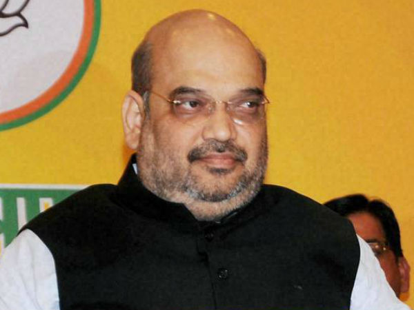 Amit Shah is due for a second term as party president later this year.