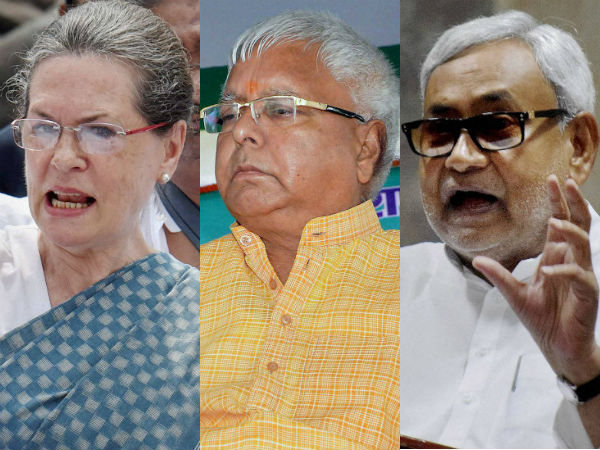 Sonia, Kejriwal, Mamata to attend Nitish's oath taking