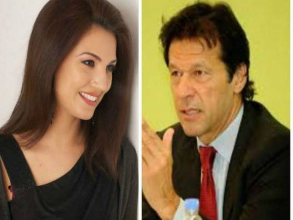I was asked to make chapatis, stay indoors: Imran's ex-wife Reham