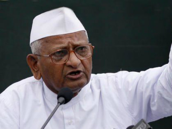 Aam Aadmi Party Leaders Brife Anna Hazare On Janlokpal Bill