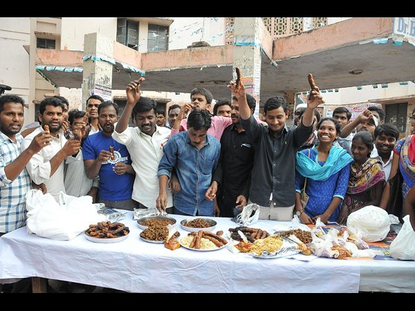 Beef Festival Row Organisers Detained Bjp Mla Arrested