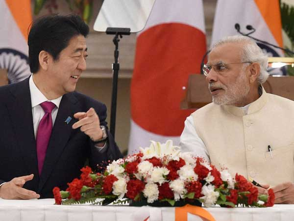 PM Modi, Japan's Shinzo Abe Put Bullet Train, Nuclear Deal On Track