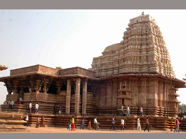 Ramappa temple recognized by UNESCO