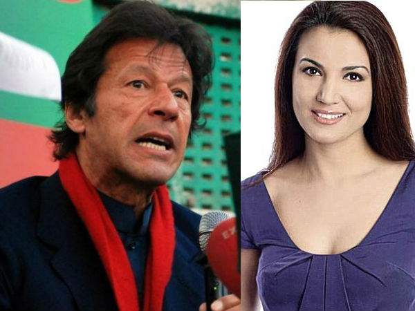 Reham Khan says wasn't bit impressed by Imran's fame