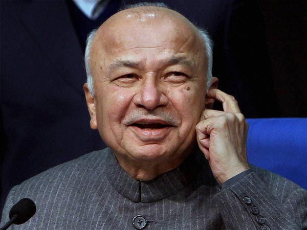 Whenever BJP comes to power, terror attacks increase: Congress leader Sushil Kumar Shinde